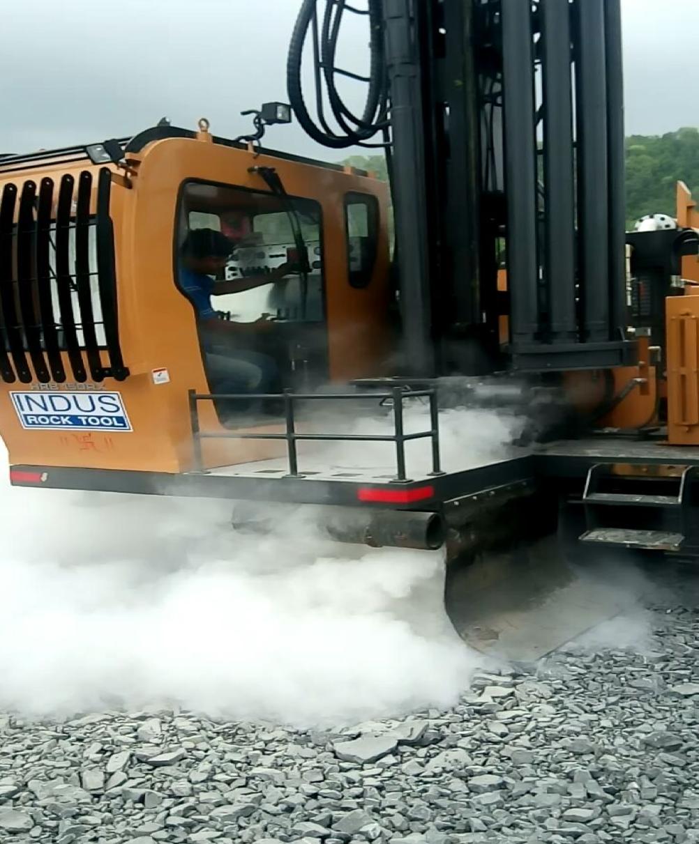 Blast Hole Drill rigs